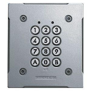 Aiphone AC-10F Stand Alone Flush Mount Access Control Keypad
