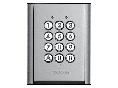 Aiphone AC-10S Stand Alone Suface Mount Access Control Keypad