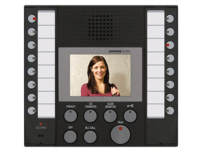 Aiphone AX-8MV Audio Video Master Station
