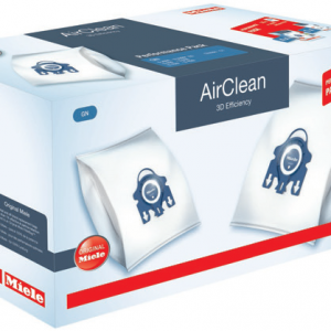 Miele Performance Pack 16 GN Bags + HA50 Hepa Filter