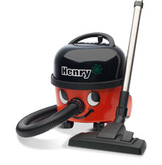 Nacecare Henry HVR 200 Canister Vacuum