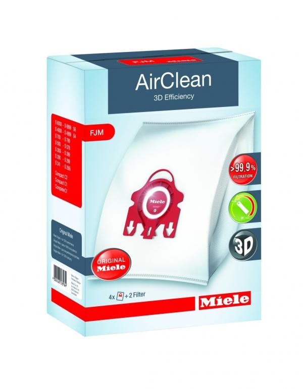 Miele FJM AirClean 3D Bags