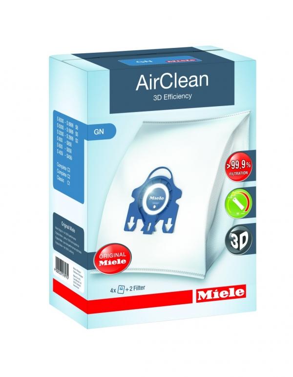 Miele GN AirClean 3D Bags