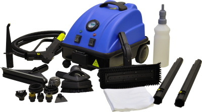 NaceCare JS1600C Steam Cleaner with Continuous Flow