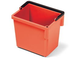 NaceCare Red 5 Quart Swing Pail 628773