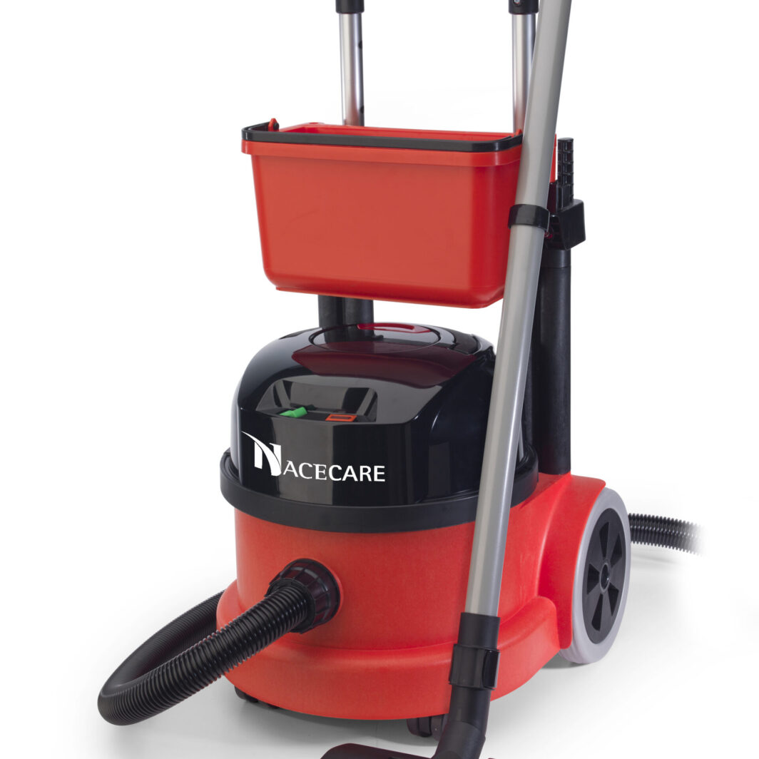 Nacecare NBV220 Canister Battery Vacuum
