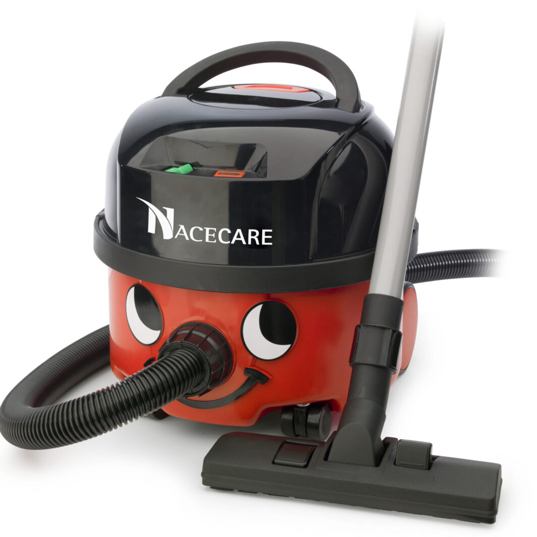Nacecare NBV180 Canister Battery Vacuum