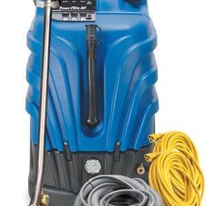 Powr-Flite PFX1085EAW2 10 Gallon Upright Carpet Hot Water Extractor