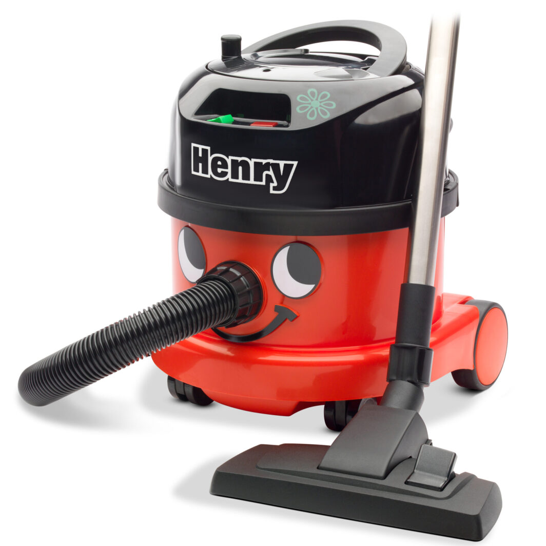 Nacecare PPR200 Henry Canister Vacuum Cleaner