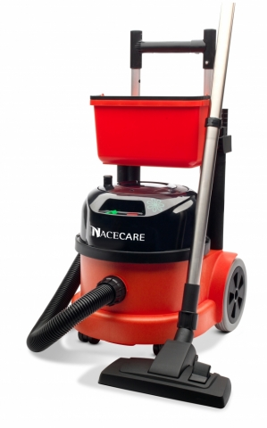 Nacecare PPR390 Canister Vacuum Cleaner