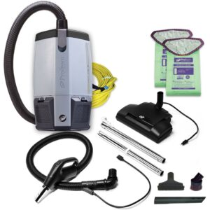Pro-Team ProVac FS Backpack Vacuum with Power Nozzle #107461