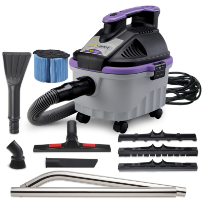 Pro-Team ProGuard 4 Portable Wet/Dry Vacuum 107128