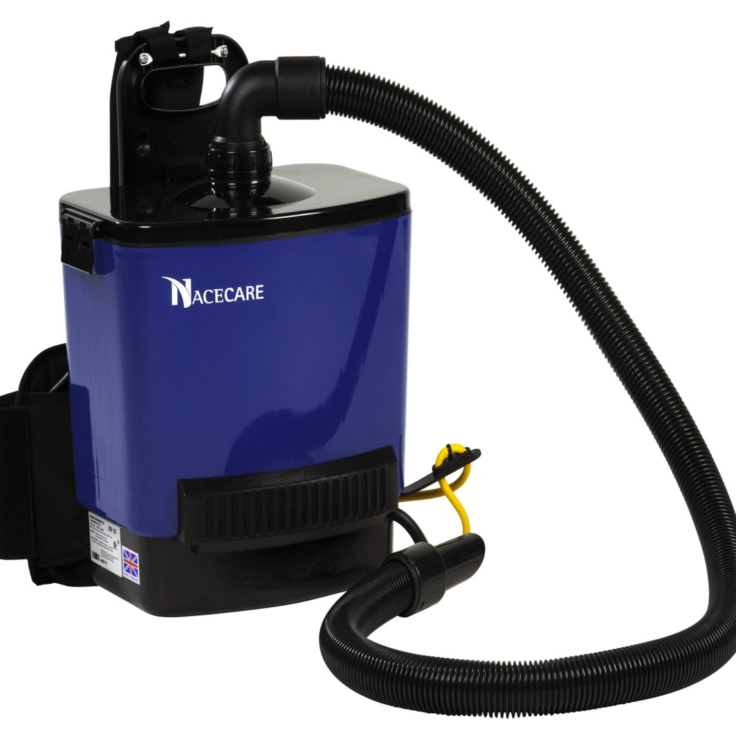 Nacecare RSV200 Corded Backpack Vacuum