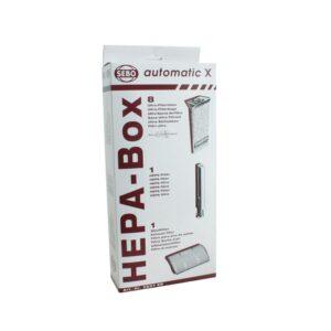 SEBO HEPA Service Box for Automatic X - 5827ER