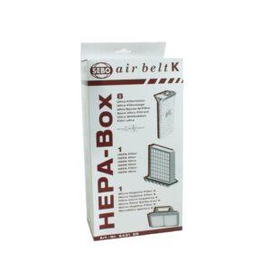 SEBO HEPA Service Box for AIRBELT K - 6431ER