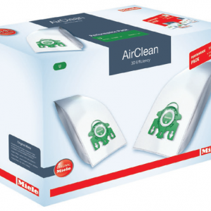Miele Performance Pack AirClean 3D Efficiency U Bags + HA30 Hepa Filter 10512530