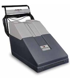 Von Schrader Mach 12 High Speed Low Moisture Carpet Extraction System