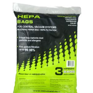 Vacumaid HEPA Bags Package of 3 HPB2HPK