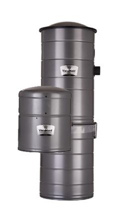 VacuMaid S1600 Bagless Central Vacuum Unit