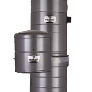 VacuMaid S2600 Bagless Central Vacuum Unit