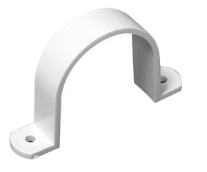 Central Vacuum Plastic Pipe Strap