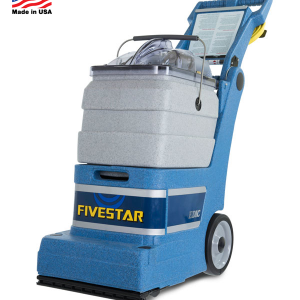 EDIC FiveStar Self-Contained Carpet Extractor #401TR