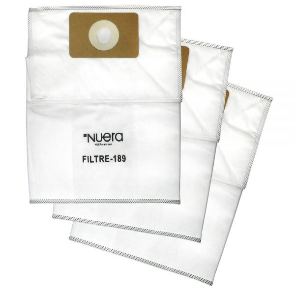 DuoVac 3 Gallon Bags Filtre-189 - Package of 3