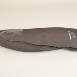 Royal Metal Zipper High Filtration Cloth Bag Black