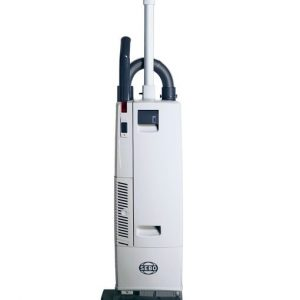 SEBO 370 Comfort Upright Vacuum Cleaner Front - 90703AM