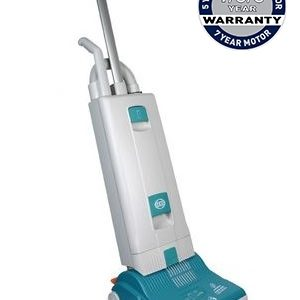SEBO Essential G1 Teal Upright Vacuum Cleaner 12 Inch Commercial